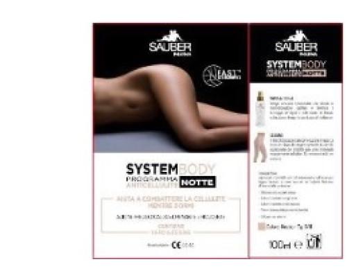 SAUBER SYST BODY A/CEL L/XL NE