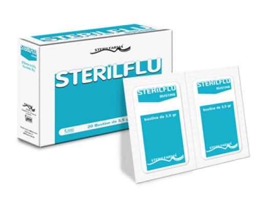 STERILFLU 20BUST