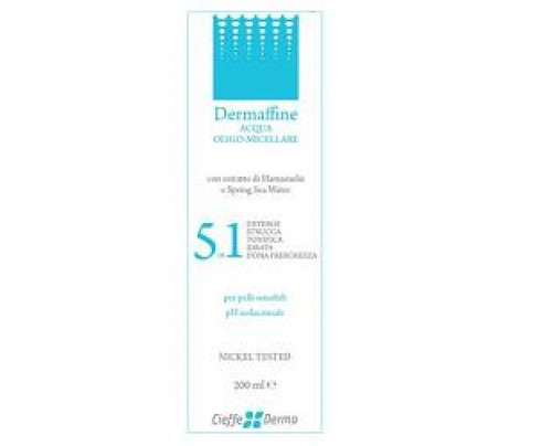 DERMAFFINE ACQUA OLIGOMIC200ML