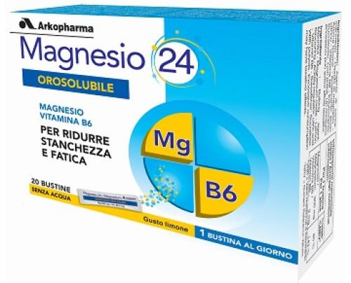 MAGNESIO OROSOLUBILE 20BUSTINE