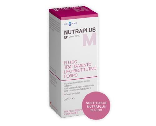 NUTRAPLUS M FLUIDO UREA 200ML