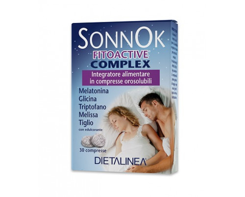 SONNOK FITOACTIVE COMPL 30CPR
