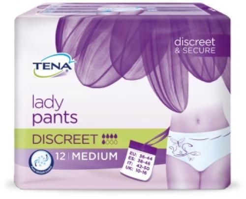 TENA LADY PANTS DISCREET M12PZ