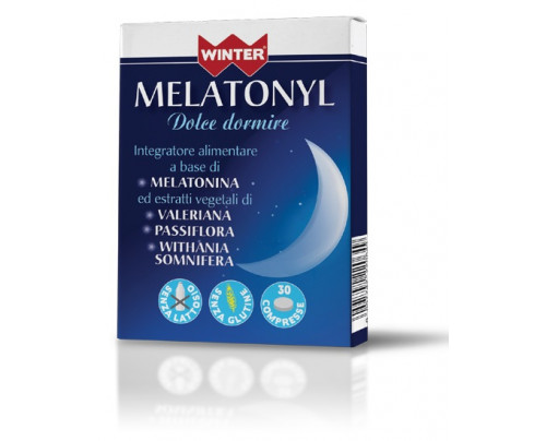 WINTER MELATONYL DOLCE DO30CPR