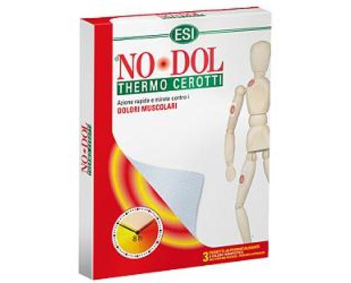 No•Dol Thermo Cerotti 3 Pezzi