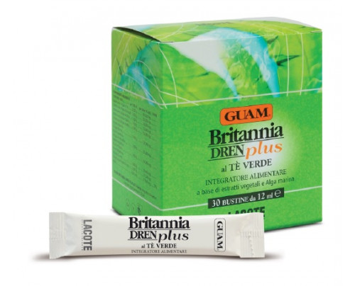 GUAM BRITANNIA DREN PLUS TE VE