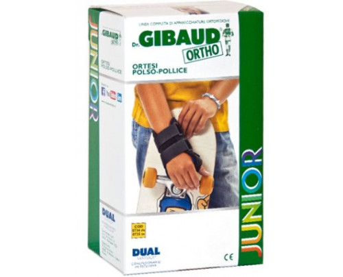 GIBAUD ORTHO JUNIOR POLLICE SX