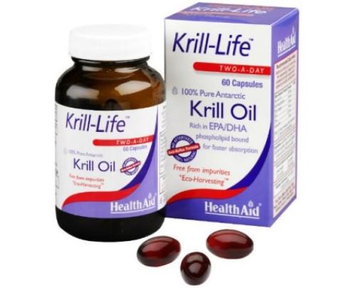 KRILL LIFE OLIO DI KRILL 45G
