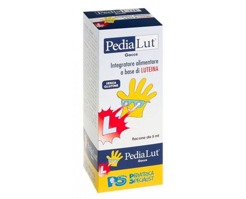 PEDIALUT GTT 5ML