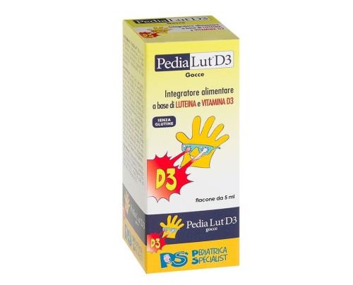 PEDIALUT D3 GTT 5ML