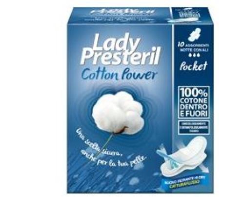 LADY PRESTERIL C NTT POCKET PR