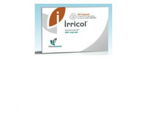 Irricol integratore 30 compresse
