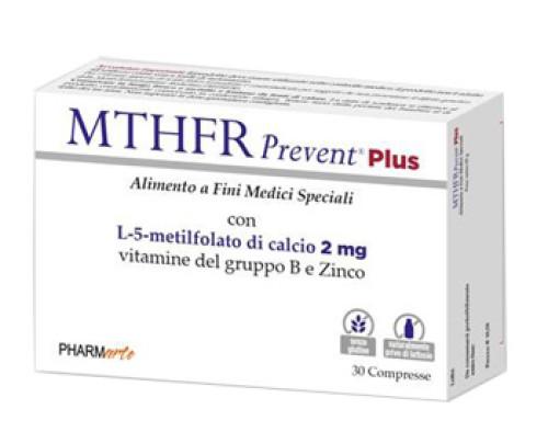 MTHFR PREVENT PLUS 30CPR