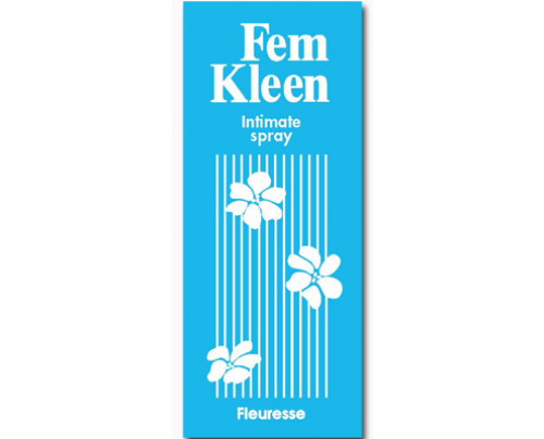 FEMKLEEN FLEURESSE SPRAY 100ML