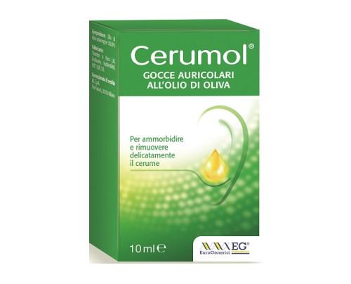 CERUMOL GOCCE AURICOLARI 10ML