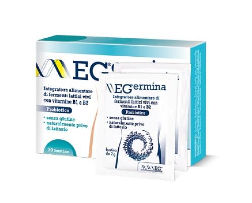 EGERMINA GRANULATO 10BUST 2G
