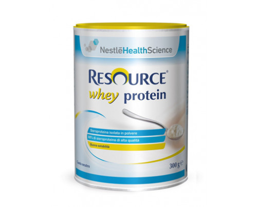RESOURCE WHEY PROTEIN 300G