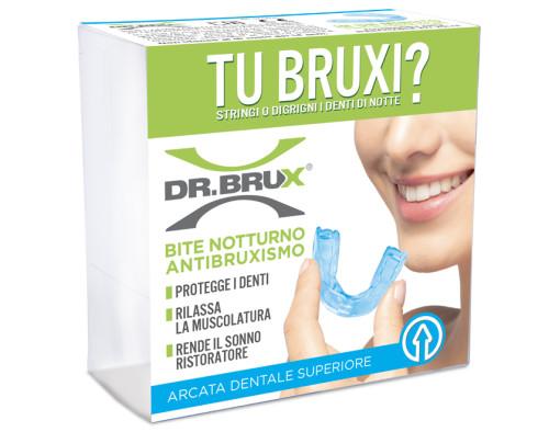 DR BRUX BITE NOTTE SUP AZZ