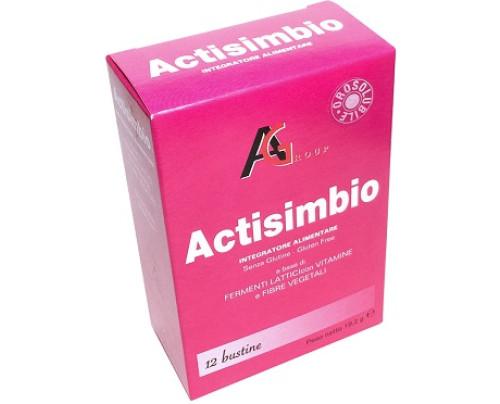 ACTISIMBIO 12BUSTE OROSOLUB