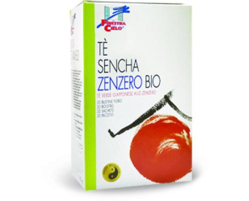 TE' SENCHA ZENZERO 20FILT BIO