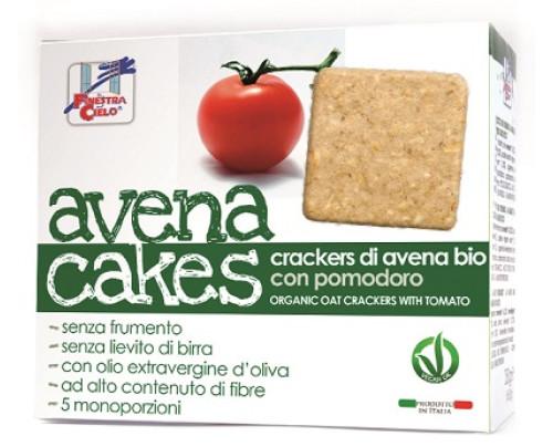 AVENA CAKES CRACKERS AVENA POM