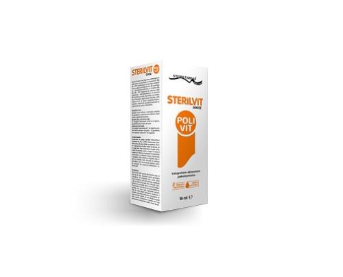 STERILVIT POLIVIT GOCCE 15ML