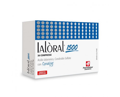 IALORAL 1500 30CPR