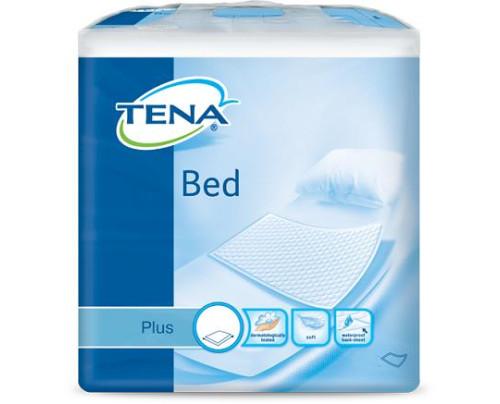 TENA BED PLUS TRAV 60X40CM 40P