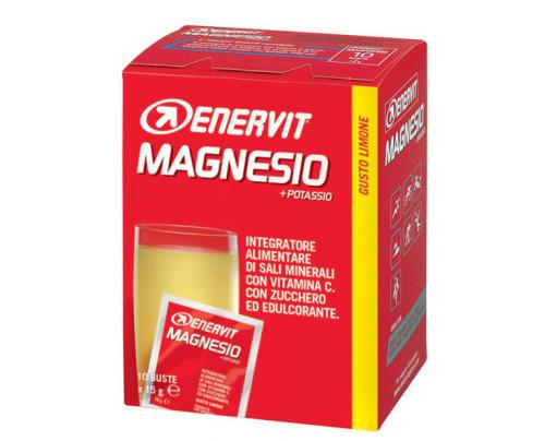 ENERVIT POTASSIO MAGNESIO 10BU