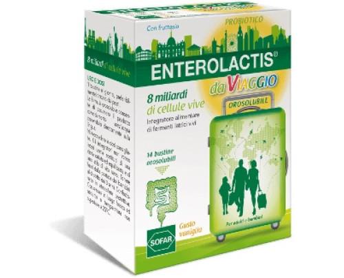 ENTEROLACTIS VIAGGIO 14BUST