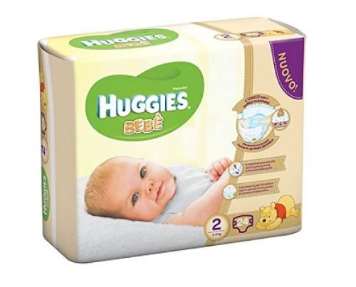 HUGGIES BEBE' BASE 2 24PZ