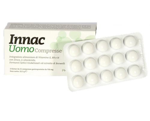 INNAC UOMO 30CPR