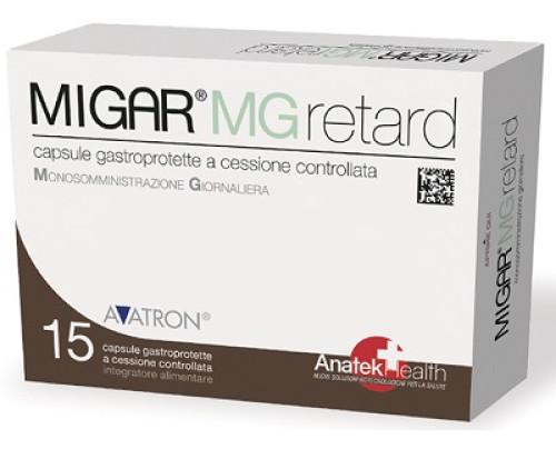 MIGAR MG RETARD 15CPS