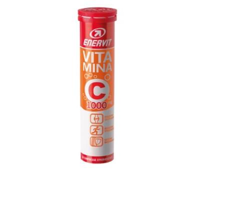 ENERVIT VITAMINA C1000 20CPR