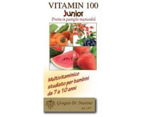 VITAMIN 100 JUNIOR 100PAST