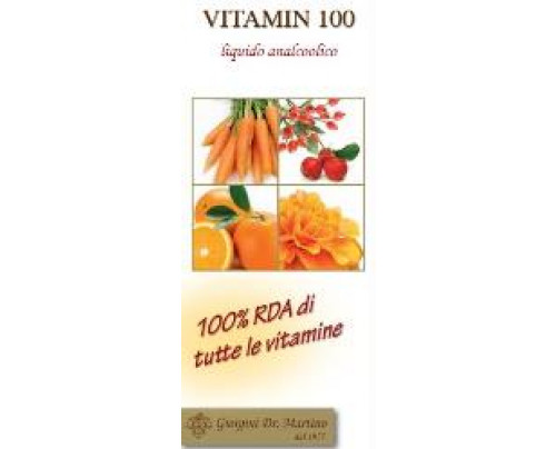 VITAMIN 100 LIQUIDO ANALC200ML