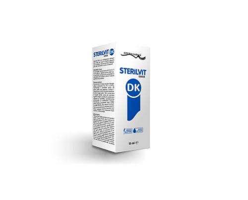 STERILVIT DK DHA GTT 15ML