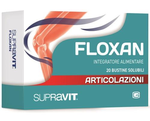 SUPRAVIT FLOXAN 30CPR