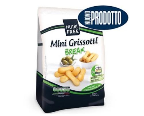 NUTRIFREE MINI GRISSOTTI 240G