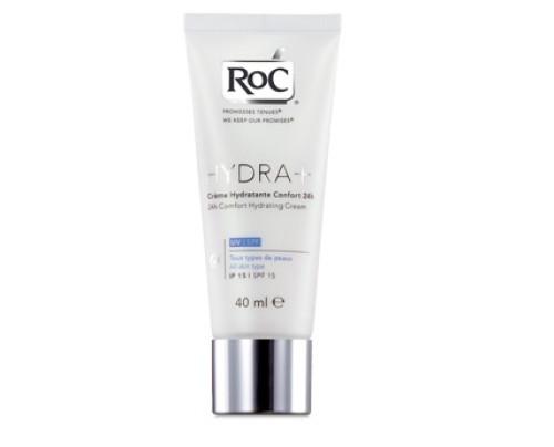ROC HYDRA+ COMFORT LEG UV 40ML