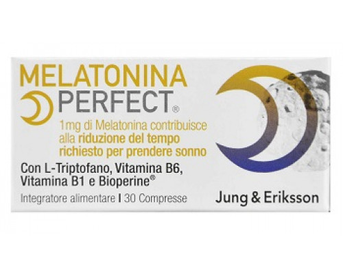 MELATONINA PERFECT J&E 30CPR