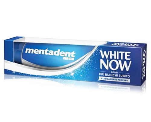 MENTADENT WHITE NOW 75ML