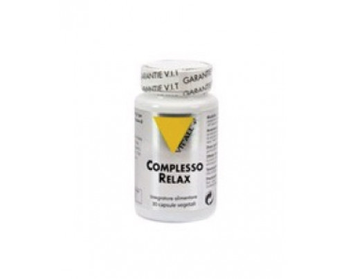 COMPLESSO RELAX BIO 30CPS
