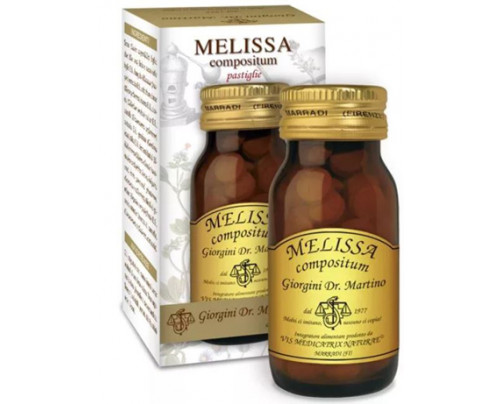 MELISSA COMPOSITUM 100PAST