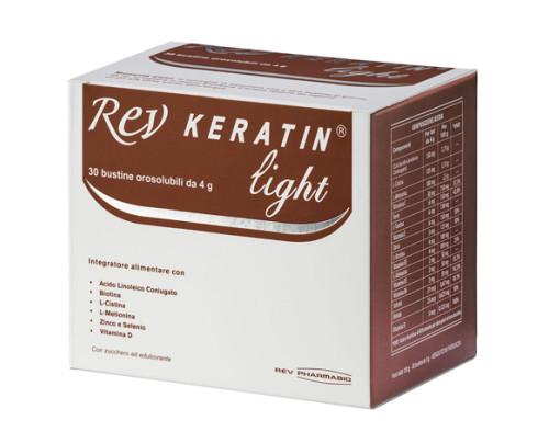 REV KERATIN LIGHT 30BUST 120G