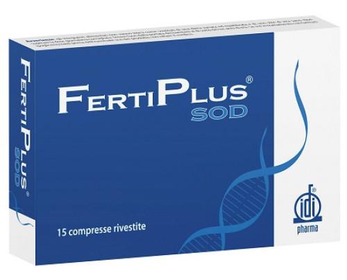 FERTIPLUS SOD 15CPR RIVESTITE