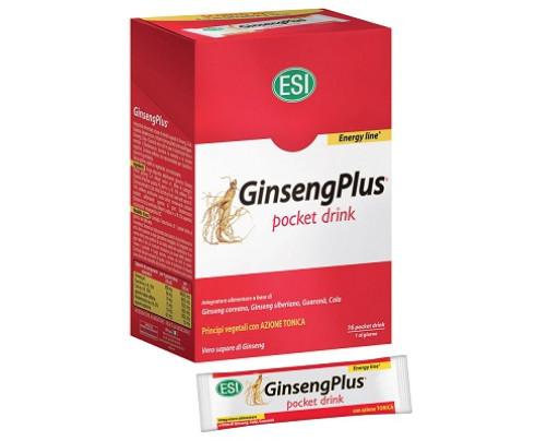 GINSENGPLUS 16POCKET DRINK