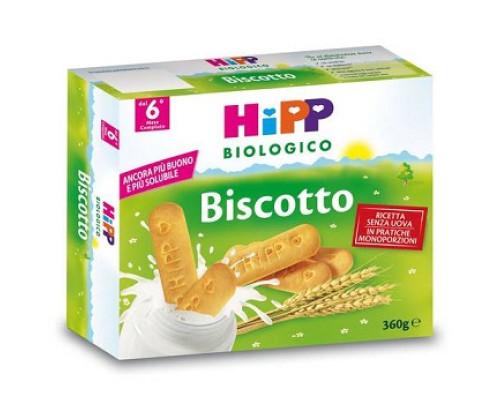 HIPP BIO BISCOTTO 360G