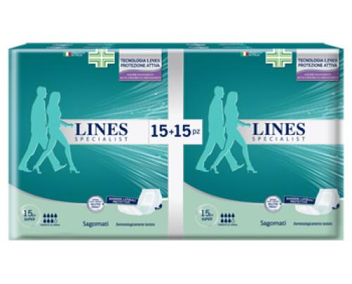 LINES SPEC SAG SUPER X30