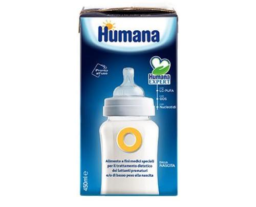 HUMANA 0 450ML